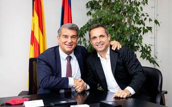 Sergi Barjuan es el nuevo entrenador interino del Barça