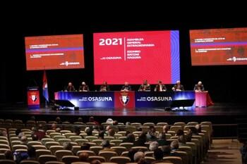 Osasuna elige a la Junta Electoral