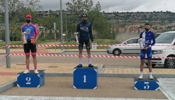 Podio del I Trofeo Juan Carlos Domínguez.