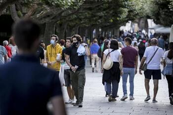 Burgos encadena dos semanas seguidas sin muertes por covid