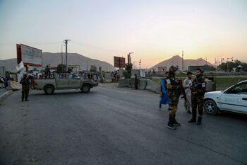 Un atentado contra una mezquita de Kabul deja 12 muertos