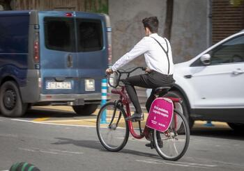 La Semana de la Movilidad en la UR fomenta el uso de la bici