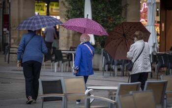 Septiembre fue un mes cálido y húmedo en La Rioja