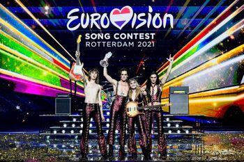 Turín acogerá el Festival de Eurovisión en 2022