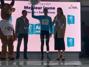 Fernando Tercero concluye segundo en Francia