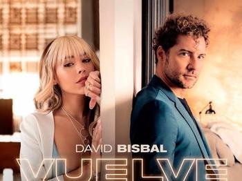 David Bisbal y Danna Paola, juntos en 'Vuelve, vuelve'