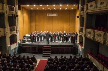 El Coro Ars Nova estrena mañana dos fragmentos de 'Minatchi'