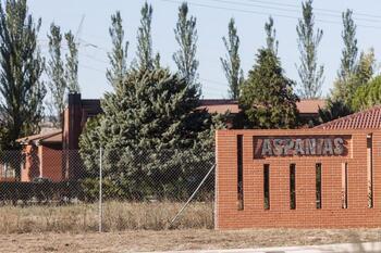 La Junta plantea que gestione Aspanias un equipo externo