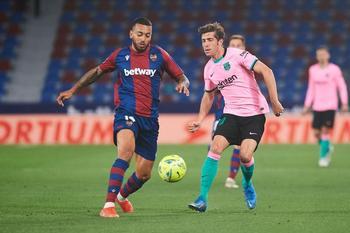 El Barça confirma la recaída de Sergi Roberto