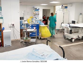 Las Urgencias del Hospital se amplían hasta su traslado