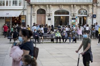 Burgos completa una semana sin muertes por covid en hospital