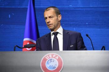 La UEFA responde a la Superliga