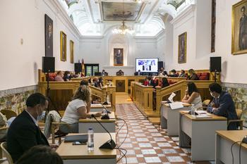 El Ayuntamiento convocará el Consejo Social de la Ciudad