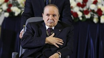 Fallece el expresidente de Argelia Abdelaziz Buteflika
