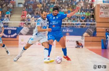 El Movistar Inter supera al Viña Albali