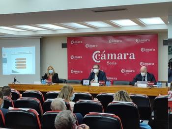 La Junta presenta en Soria 36 medidas de apoyo a empresas