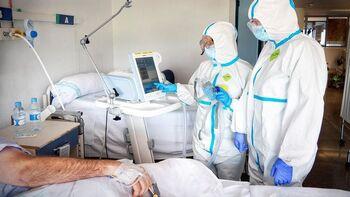 Toledo suma 4 muertes por Covid con los contagios a la baja
