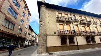 Briviesca pedirá un crédito para acabar la Casa Salamanca