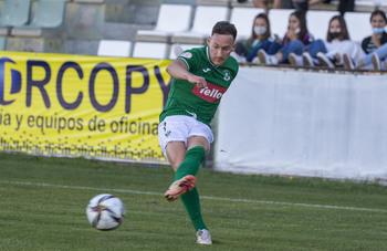 Migue García, otra vez el mejor del CD Toledo