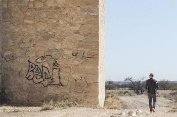 Castillo de Barcience: bien de interés vandálico