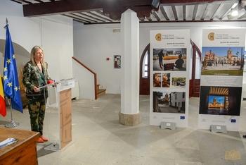 La remodelación de la Plaza de España, en una exposición