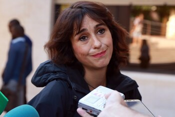 Juana Rivas ingresa en un centro de inserción en Granada