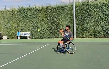 El XIII Trofeo de tenis en silla de ruedas arranca hoy