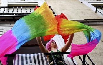 Bolo Bolo se une al clamor de #ExigimosLaIgualdadTrans