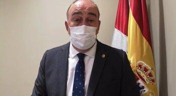 De Vicente pide consenso para realizar la reforma sanitaria
