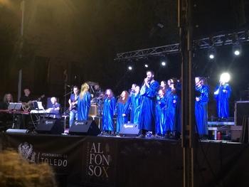 El Casco revive con una multitudinaria noche del Patrimonio