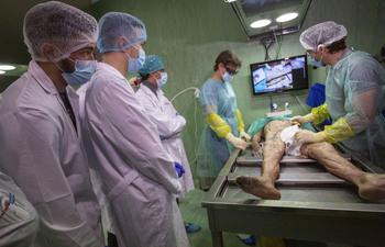 Prácticas pioneras para los alumnos de Medicina
