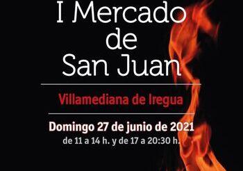21 expositores acudirán al Mercado Artesano de Villamediana