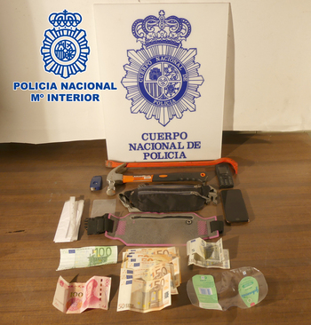 Detenidas dos croatas por cometer robos con fuerza en casas