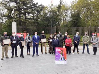 La Marcha Asprona renueva su compromiso con la inclusión