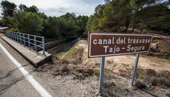 Los regantes del trasvase amenazan con protestas en Madrid