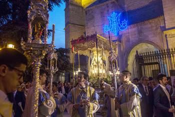 El cabildo deniega la salida en procesión de la patrona