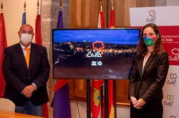 Ávila se presentará en Fitur como un destino seguro