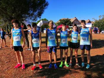 Seis podios para el TrainingRey en Villanueva de la Torre
