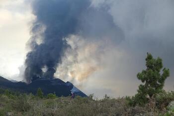 La Palma registra el mayor seísmo hasta ahora: 4,9 grados