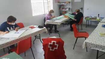 Cruz Roja atendió a 10.500 mayores los últimos cinco años