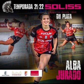 Alba Jurado continuará en el Pozuelo