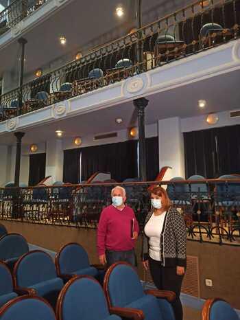 El Teatro Victoria vuelve renovado a la vida cultural