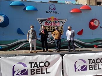 Ávila, capital mundial de la escalada con Red Bull Creepers