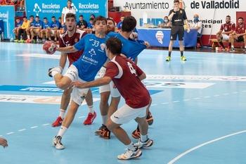 Pablo Herrero y Álvaro Pérez, citados por España juvenil