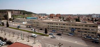 La sede del Parque de Bomberos y de la Policía Local es uno de los inmuebles municipales con una peor eficiencia energética.