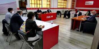 El PSOE pide un plan de desescalada y de listas de espera