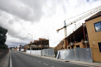 El número de obras en Castilla-La Mancha crece un 58% anual