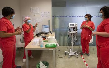 El Caupa cae con 2 pacientes al nivel más bajo de la crisis