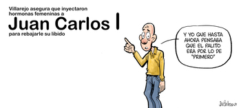 Líbido Juan Carlos I