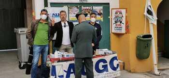 La AUGC persigue ampliar la cifra de afiliados en elecciones